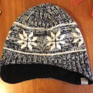 Soft winter hat